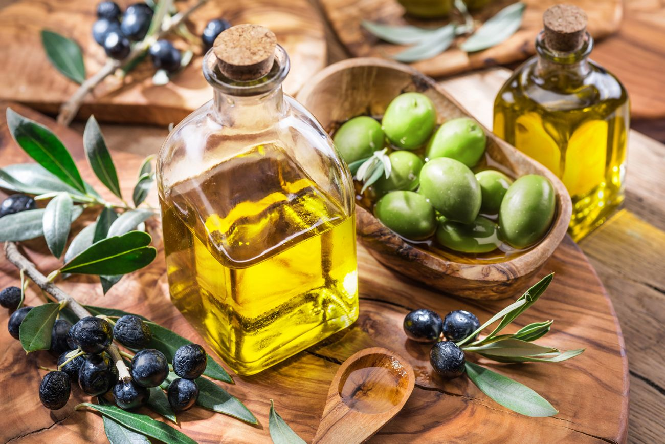 Лечение оливковым маслом