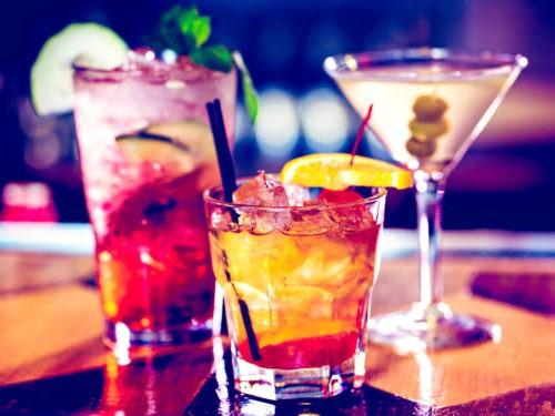 Вкуснейшие коктейли с текилой