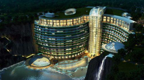 Самые футуристические отели мира