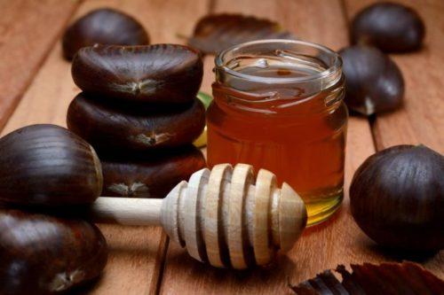 Каштановый мед