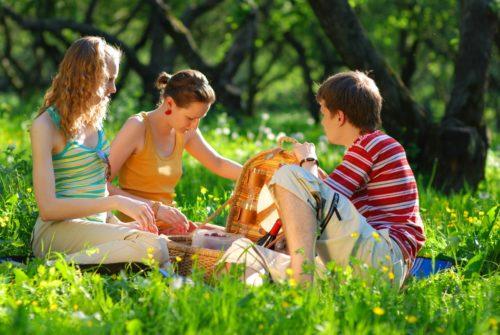10 причин проводить больше времени на природе