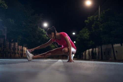 Тренируйтесь на ночь
