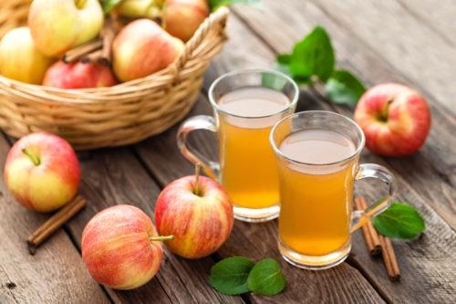 Самый простой рецепт домашнего яблочного сидра