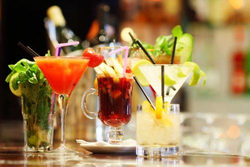 20 рецептов алкогольных и безалкогольных напитков