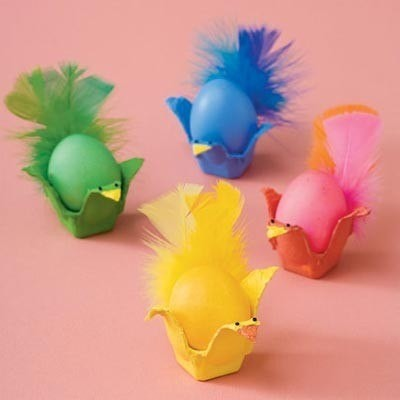 Подставка Птичка для пасхальных яиц