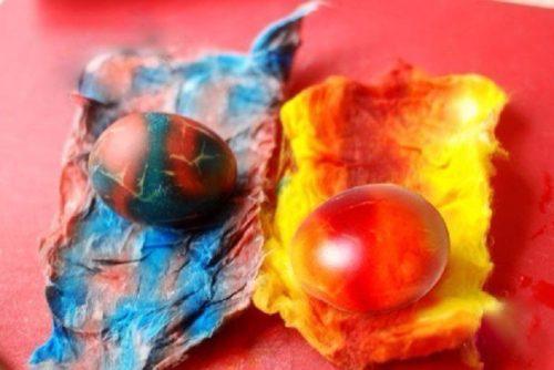 Драконьи яйца к Пасхе