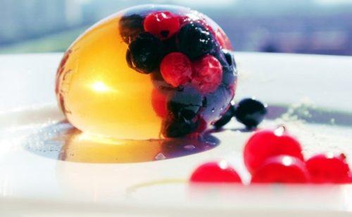 Рецепт вкусных желейных радужных яичек