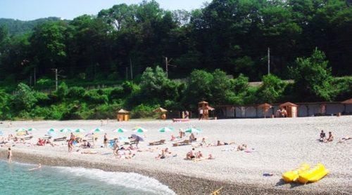 15 лучших общественных пляжей Сочи