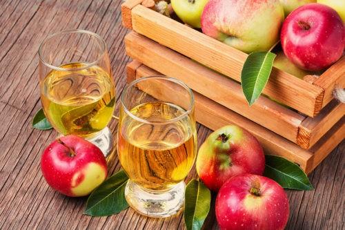 Полезные свойства и вред яблочного сидра