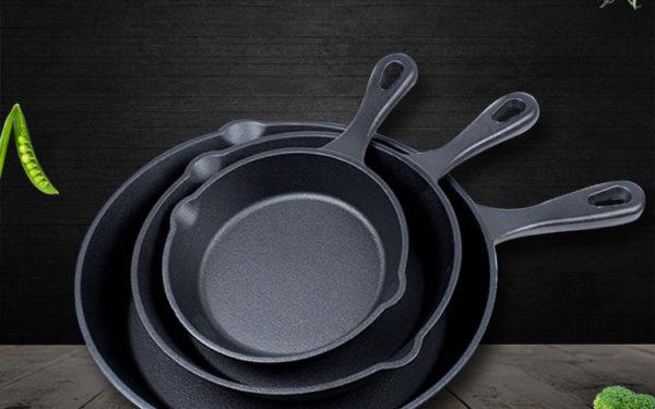 Какая сковородка лучше из чугуна или алюминия