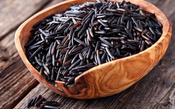 Как правильно готовить дикий рис
