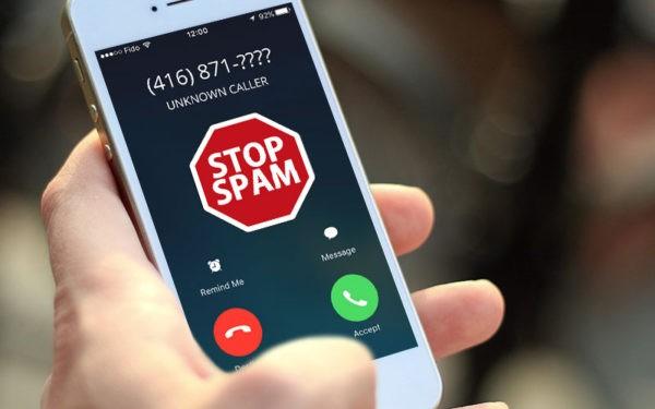 Кто же спамит? Почему количество спам-звонков в мире выросло на 300%.