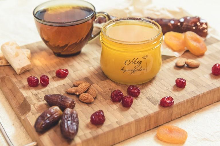 Кориандровый мед — полезные свойства и противопоказания