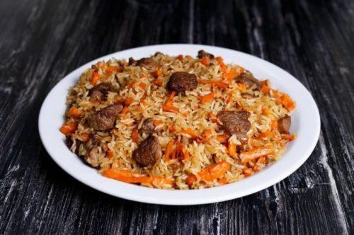Как выбрать правильный рис для плова