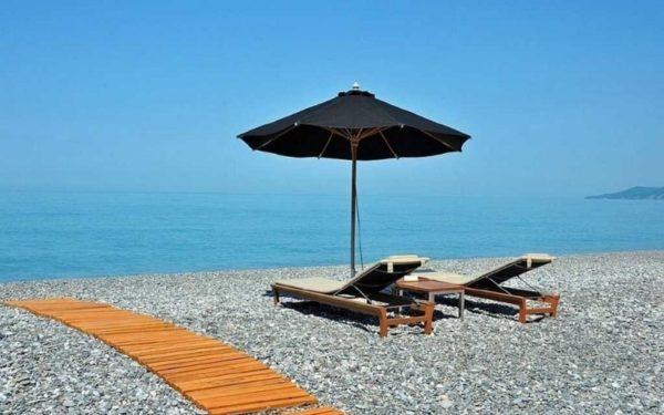 Самые лучшие пляжи Сочи для всех