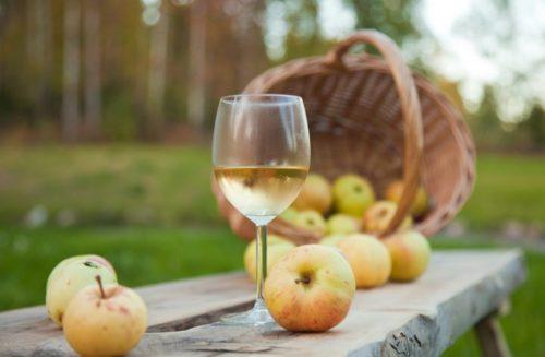 Потрясающие лёгкие рецепты яблочного сидра