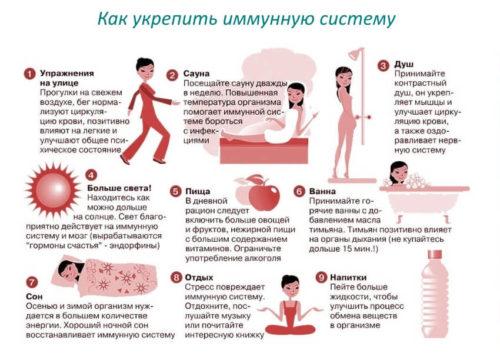 Причины снижения иммунитета и как его повысить