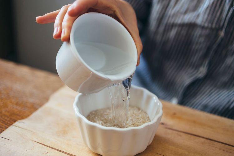 Вымоченный рис — его польза
