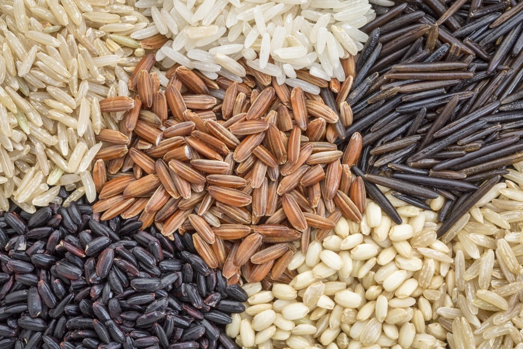 Для чего шлифуют рис