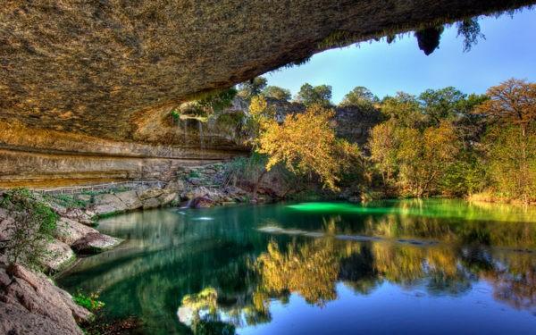 Самые удивительные подземные озера