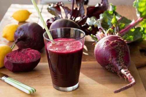 Свекольный сок — полезные свойства и противопоказания