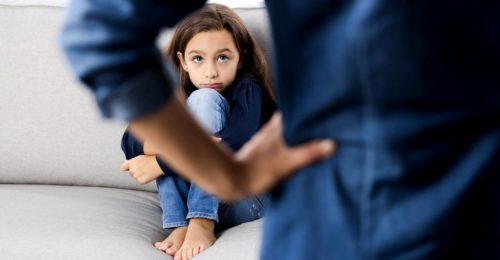 Последствия порки у детей