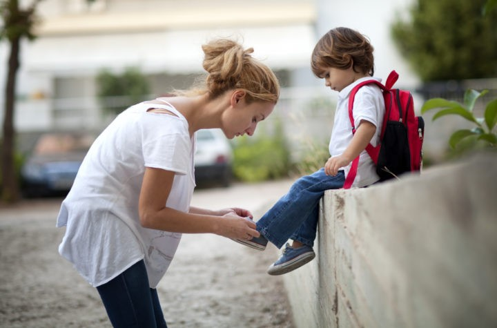 Что же нужно вашему ребенку от вас?