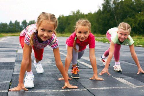 5 преимуществ спорта у детей