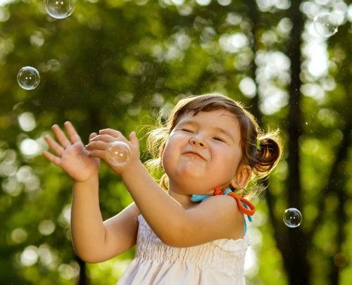Как научить детей наслаждаться своими эмоциями