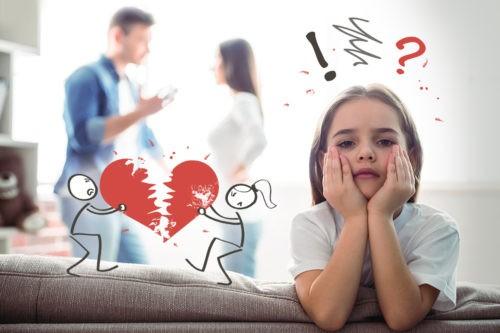 Разведенные родители: 3 ошибки, которые не нужно делать