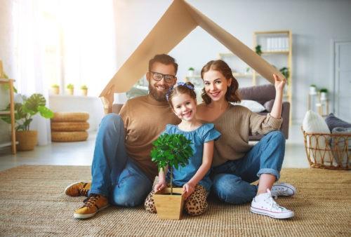 Любовь в вашем доме определит сердце ваших детей
