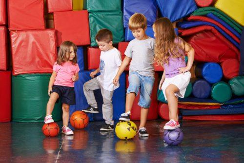 Преимущества занятий спортом у детей