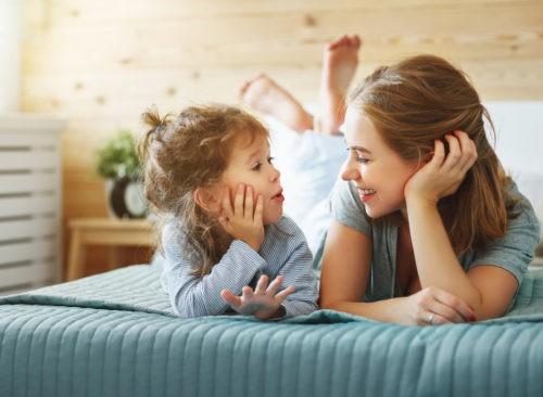 Надо ли дружить с детьми
