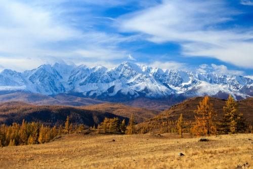 Чуйский хребет Алтай фото