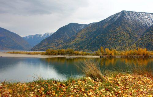 Гора Алтын-Ту Алтай