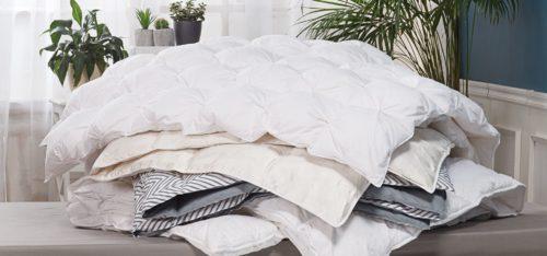 Фото синтепонового одеяла